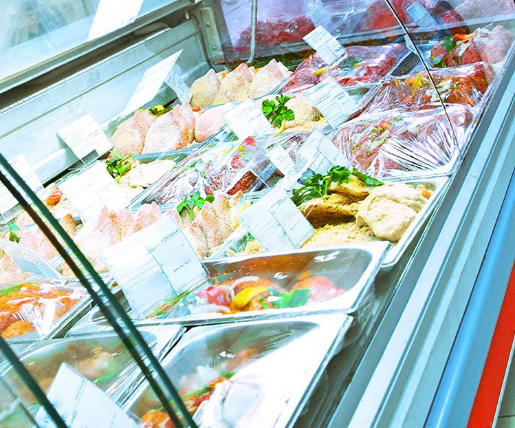 Servicing a Local Grocer and Butcher in Dandenong